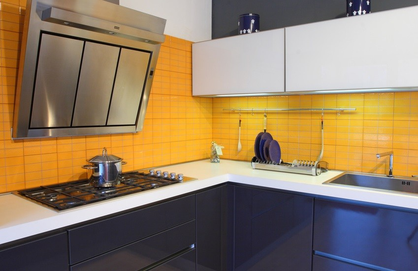 Plan de travail de cuisine en Dekton Zenith